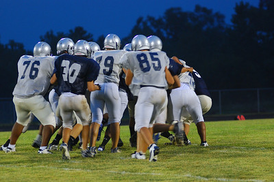 blue and silver scrimmage 2010 256