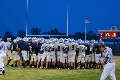 blue and silver scrimmage 2010 254