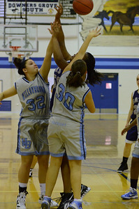 OE soph girls basketball Downers Grove Tournament 063