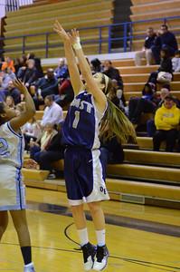 OE soph girls basketball Downers Grove Tournament 062