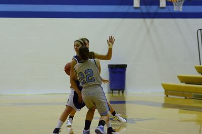OE soph girls basketball Downers Grove Tournament 071