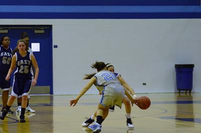 OE soph girls basketball Downers Grove Tournament 070