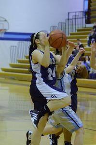 OE soph girls basketball Downers Grove Tournament 077