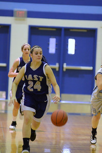 OE soph girls basketball Downers Grove Tournament 074