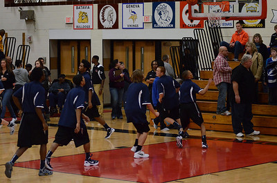East Aurora Tournament  OE Vs Peoria Central 001