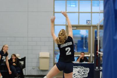 Oswego East Girls Volleyball Vs Plainfield Central 483