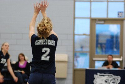 Oswego East Girls Volleyball Vs Plainfield Central 417