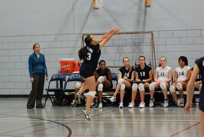 Oswego East Girls Volleyball Vs Plainfield Central 490