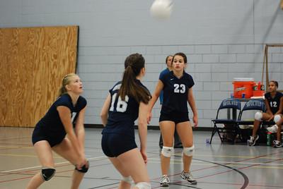Oswego East Girls Volleyball Vs Plainfield Central 482