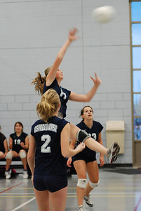 Oswego East Girls Volleyball Vs Plainfield Central 460