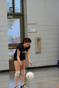 Oswego East Girls Volleyball Vs Plainfield Central 451