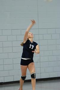 Oswego East Girls Volleyball Vs Plainfield Central 476