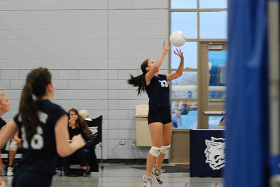 Oswego East Girls Volleyball Vs Plainfield Central 444