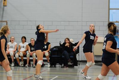Oswego East Girls Volleyball Vs Plainfield Central 486