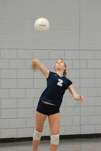 Oswego East Girls Volleyball Vs Plainfield Central 419