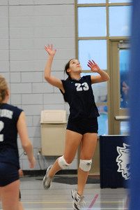Oswego East Girls Volleyball Vs Plainfield Central 456
