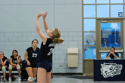 Oswego East Girls Volleyball Vs Plainfield Central 467