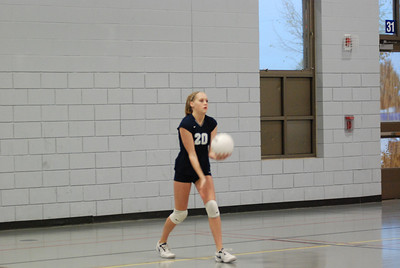 Oswego East Girls Volleyball Vs Plainfield Central 429