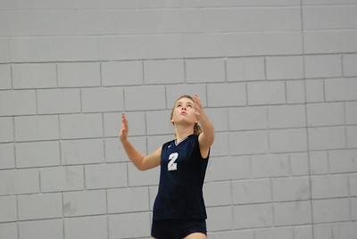 Oswego East Girls Volleyball Vs Plainfield Central 414