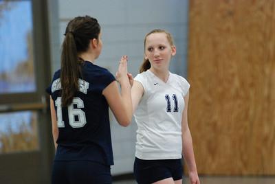 Oswego East Girls Volleyball Vs Plainfield Central 464