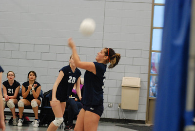 Oswego East Girls Volleyball Vs Plainfield Central 424