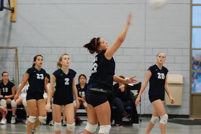 Oswego East Girls Volleyball Vs Plainfield Central 492
