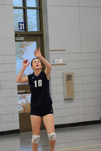 Oswego East Girls Volleyball Vs Plainfield Central 452