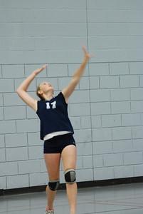 Oswego East Girls Volleyball Vs Plainfield Central 475