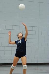Oswego East Girls Volleyball Vs Plainfield Central 470