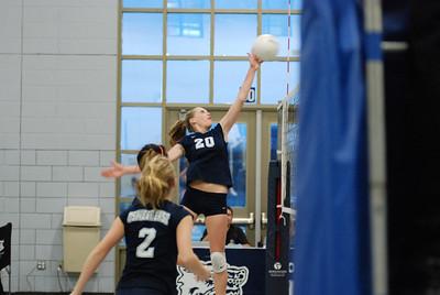 Oswego East Girls Volleyball Vs Plainfield Central 484