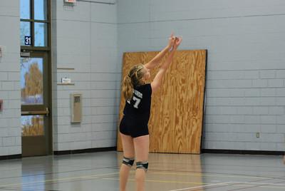 Oswego East Girls Volleyball Vs Plainfield Central 478