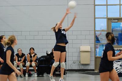 Oswego East Girls Volleyball Vs Plainfield Central 481