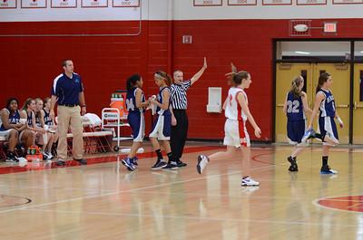 OE  girls basketball Vs Naperville Central 071