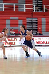 OE  girls basketball Vs Naperville Central 010