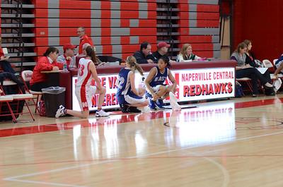 OE  girls basketball Vs Naperville Central 068