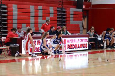 OE  girls basketball Vs Naperville Central 066