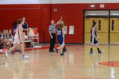 OE  girls basketball Vs Naperville Central 070