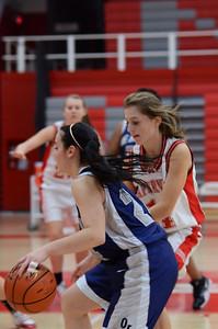 OE  girls basketball Vs Naperville Central 011