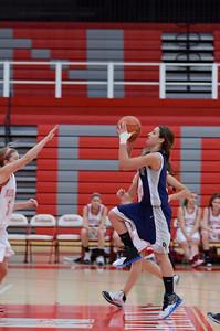 OE  girls basketball Vs Naperville Central 021