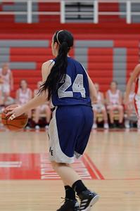 OE  girls basketball Vs Naperville Central 013