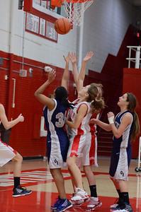 OE  girls basketball Vs Naperville Central 023