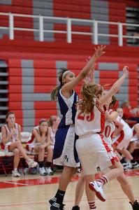 OE  girls basketball Vs Naperville Central 058
