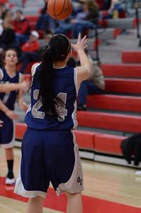 OE  girls basketball Vs Naperville Central 050