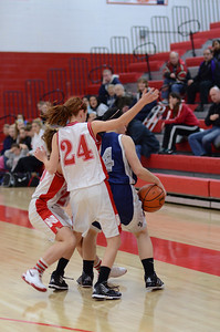 OE  girls basketball Vs Naperville Central 045