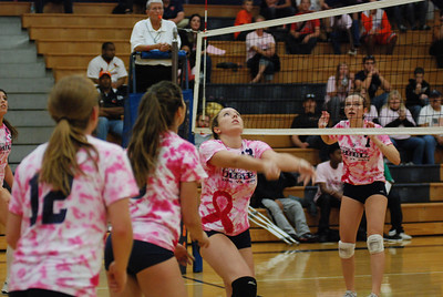 Oswego East Vs Oswego  (Volley for the Cure) 133