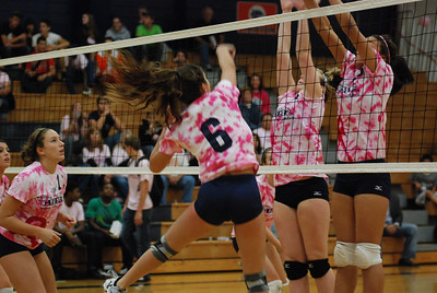 Oswego East Vs Oswego  (Volley for the Cure) 134