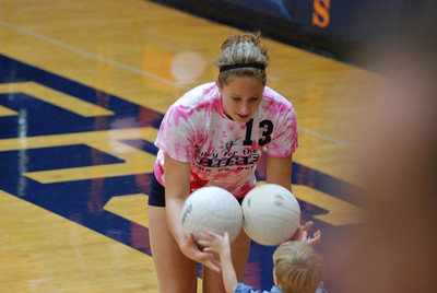 Oswego East Vs Oswego  (Volley for the Cure) 006