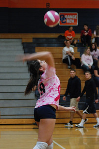 Oswego East Vs Oswego  (Volley for the Cure) 020