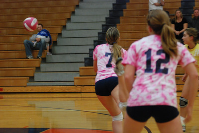 Oswego East Vs Oswego  (Volley for the Cure) 088