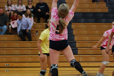 Oswego East Vs Oswego  (Volley for the Cure) 044